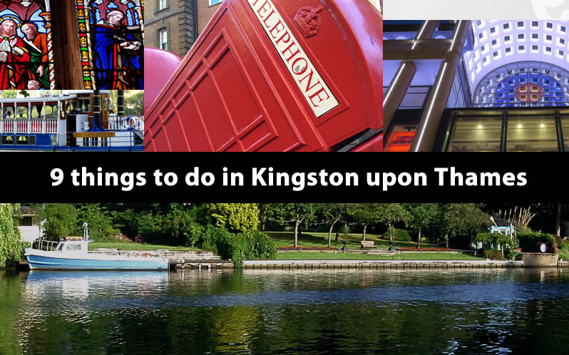 9 things to do in Kingston upon Thames